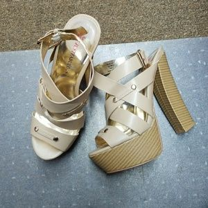 Justfab Hollis heels
